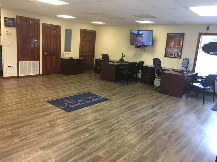 Aladdin bail Bonds San Antonio Interior